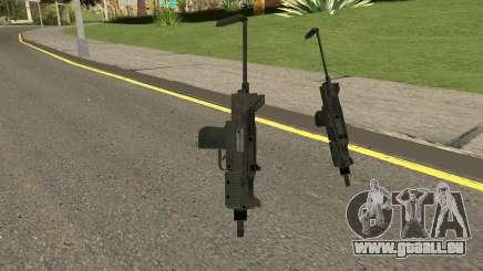 New MP7 HQ pour GTA San Andreas