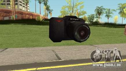 New Camera Nikon HQ für GTA San Andreas