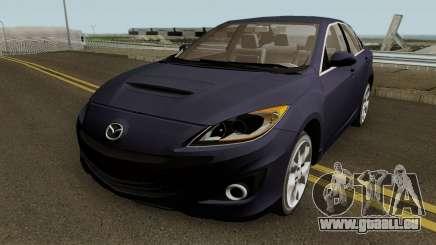 Mazda 3 2013 pour GTA San Andreas