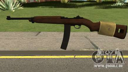 M2 Carbine with Extended Magazine pour GTA San Andreas
