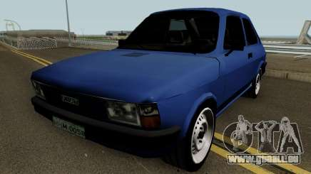 Fiat 147 Tunable pour GTA San Andreas