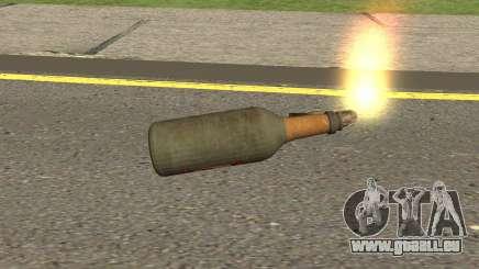 New Molotov Cocktail HQ pour GTA San Andreas