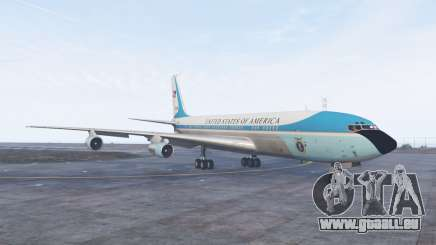 Boeing 707-300 Air Force One für GTA 5