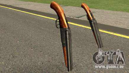 New Sawed-Off Shotgun HQ pour GTA San Andreas
