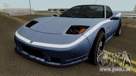 Invetero Coquette GTA IV pour GTA San Andreas