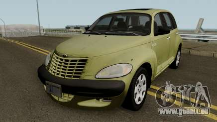 Chrysler PT Cruiser 2.4 Limited 2003 pour GTA San Andreas