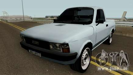 Fiat 147 City (Pick-Up) pour GTA San Andreas