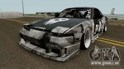 Nissan Silvia S15 R3 Spec HQ pour GTA San Andreas