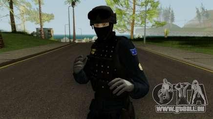 Tek Skin 4 für GTA San Andreas