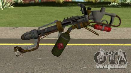 New Flamethrower HQ pour GTA San Andreas