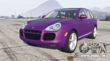 Porsche Cayenne Turbo (955) 2002 pour GTA 5