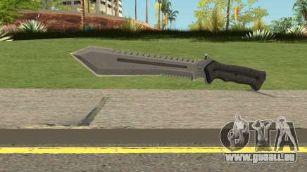 New Knife HQ pour GTA San Andreas