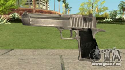 Uncharted Drake Fortune: Desert Eagle pour GTA San Andreas