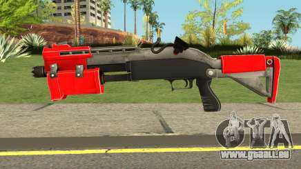 Shotgun Fortnite pour GTA San Andreas