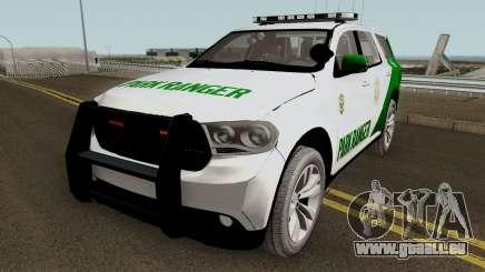 Dodge Durango San Andreas Park Ranger 2011 pour GTA San Andreas
