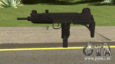 Battle Carnival UZI pour GTA San Andreas