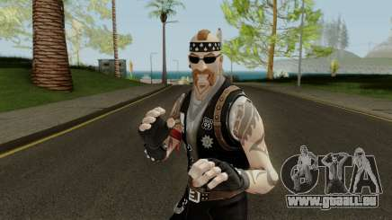 Fortnite Biker Skin - Backbone pour GTA San Andreas