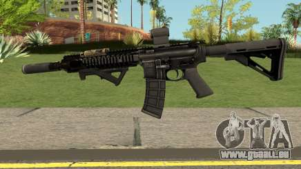 M4 from MOH:W pour GTA San Andreas