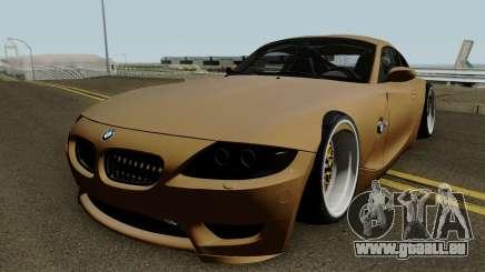 BMW Z4 SlowDesign 2008 pour GTA San Andreas