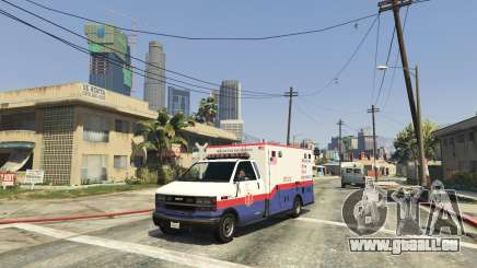 Spawn Emergency Vehicles Menu 0.4 Beta pour GTA 5