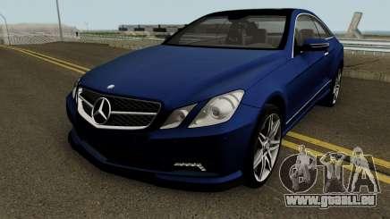 Mercedes Benz E500 Stock pour GTA San Andreas
