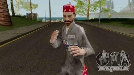 Unix Autoszereio pour GTA San Andreas