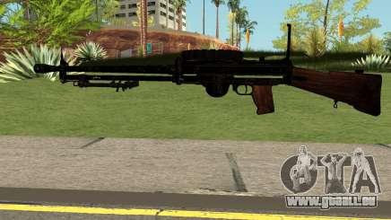COD-WW2 - Lewis MG für GTA San Andreas