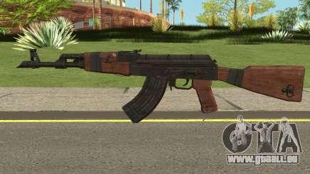 Battle Carnival AKM SKIN 1 für GTA San Andreas