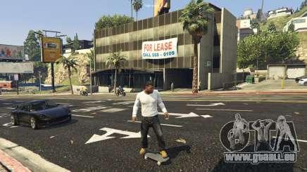 Skate V Plus 1.1 pour GTA 5