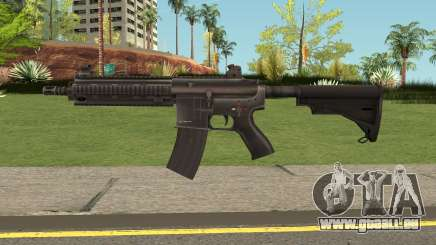 HK-416 (Soldier of Fortune: Payback) pour GTA San Andreas