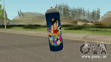 New Spraycan HQ pour GTA San Andreas