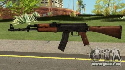 AVA AK47 pour GTA San Andreas