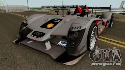 Audi R15 TDI 2009 pour GTA San Andreas