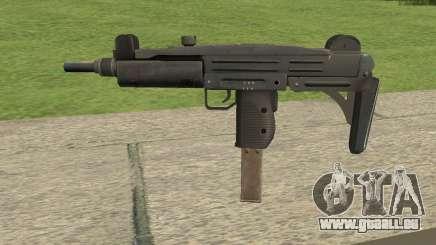 Bad Company 2 Vietnam UZI pour GTA San Andreas