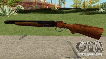 COD-WW2 - Sawed-Off pour GTA San Andreas