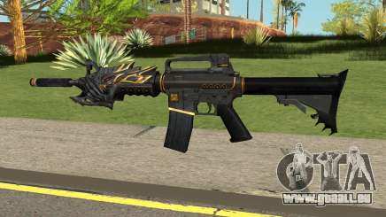 M4A1-S Beast pour GTA San Andreas
