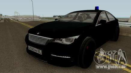 Ubermacht Oracle Russian FSB pour GTA San Andreas
