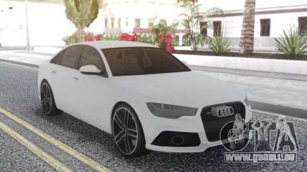 Audi RS6 Sedan für GTA San Andreas