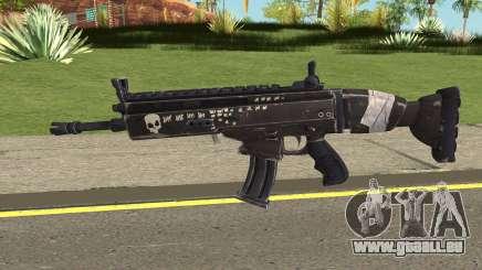 Fortnite Ramirez SCAR für GTA San Andreas