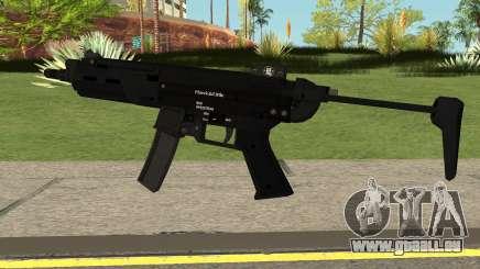 New MP5 HQ für GTA San Andreas
