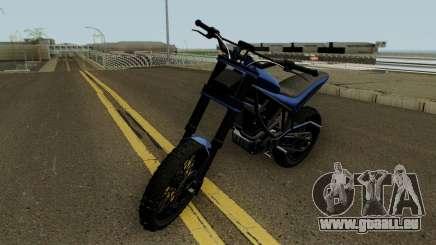Maibatsu Manchez GTA V für GTA San Andreas