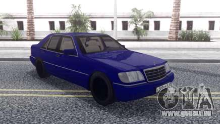 Mercedes-Benz W140 AG für GTA San Andreas