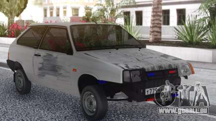 VAZ 2108 Clochard Battus pour GTA San Andreas