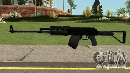 RPK Modernized Version GTA V pour GTA San Andreas