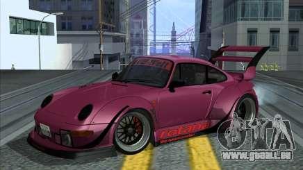 Porsche 993 RWB ROTANA Sport für GTA San Andreas