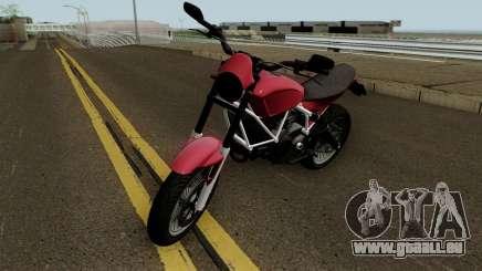 Pegassi Esskey GTA V HQ pour GTA San Andreas
