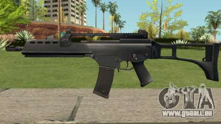 HK-G36KV (Soldier of Fortune: Payback) für GTA San Andreas