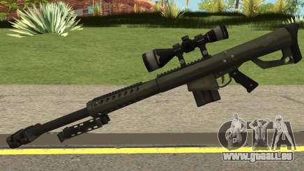 Fortnite SNIPER PESADO für GTA San Andreas