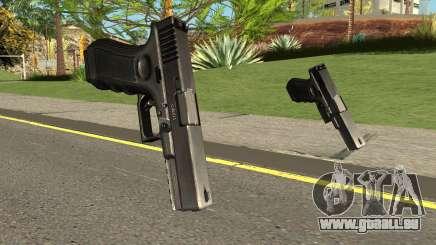 Cry of Fear Glock 19 Stock für GTA San Andreas