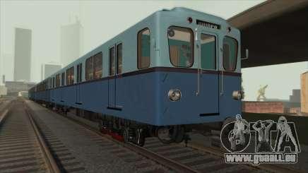 D 81-702 Intermediate für GTA San Andreas
